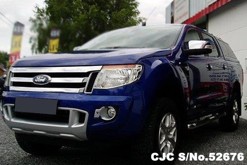 2012 ford ranger blue - photo #28