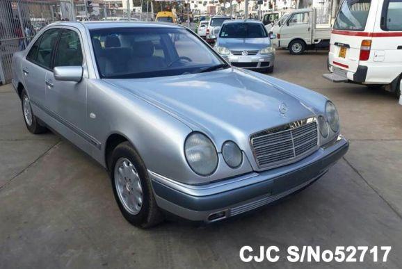 1999 mercedes benz e class silver for sale stock no for 1999 mercedes benz e320 for sale