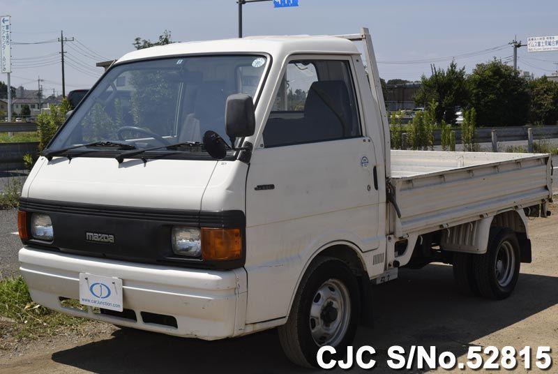 1992 Mazda Bongo White for sale   Stock No. 52815 ...