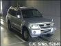 2004 Mitsubishi / Pajero V73W