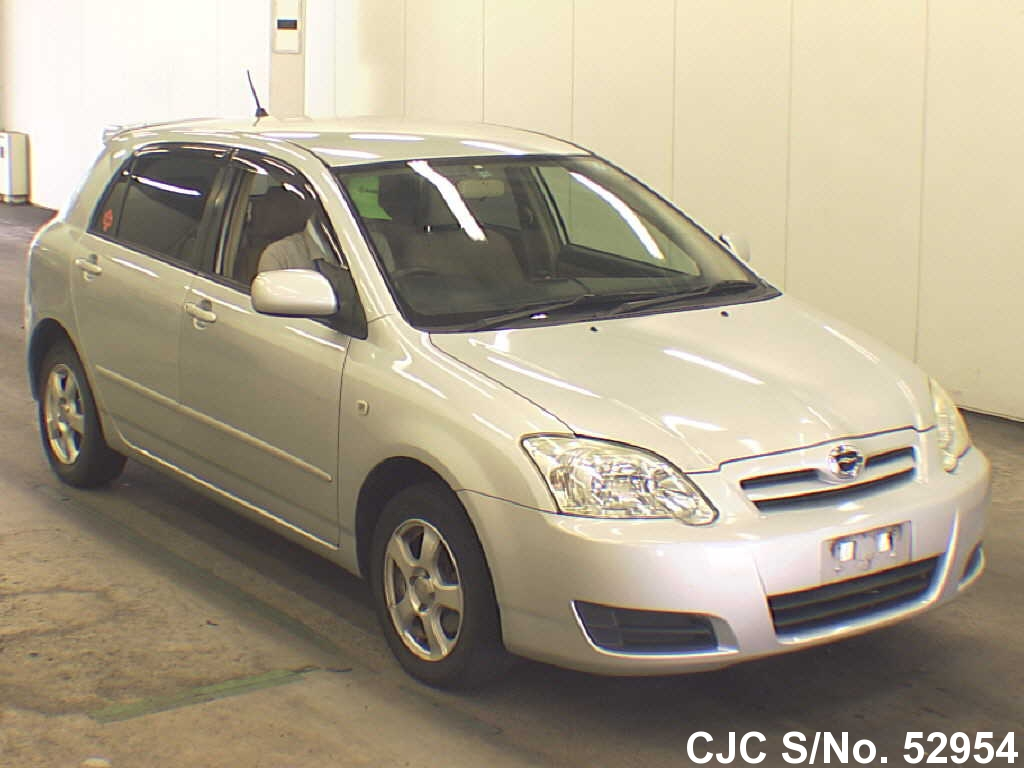 Used Toyota Corolla Runx For Sale Car From Japan 8314086 Pimped