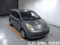 2005 Nissan / Note Stock No. 53030