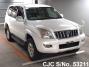 2002 Toyota / Land Cruiser Prado RZJ120W
