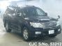 2008 Toyota / Land Cruiser UZJ200W