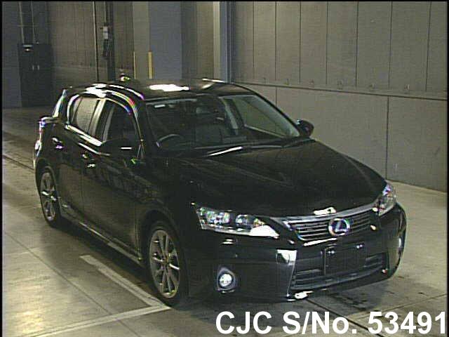 2013 lexus ct200h black for sale stock no 53491 japanese used cars exporter. Black Bedroom Furniture Sets. Home Design Ideas