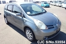 2006 Nissan / Note Stock No. 53554