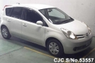 2006 Nissan / Note Stock No. 53557