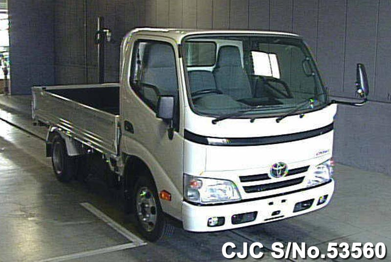 2016    Toyota       Dyna    Flatbed    Trucks    for sale   Stock No 53560