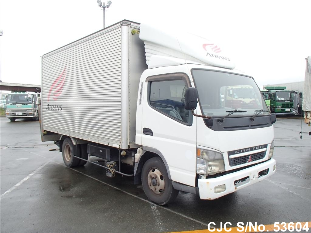 2003 mitsubishi canter truck for sale stock no 53604 japanese used cars exporter. Black Bedroom Furniture Sets. Home Design Ideas