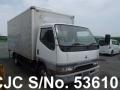 1998 Mitsubishi / Canter Stock No. 53610