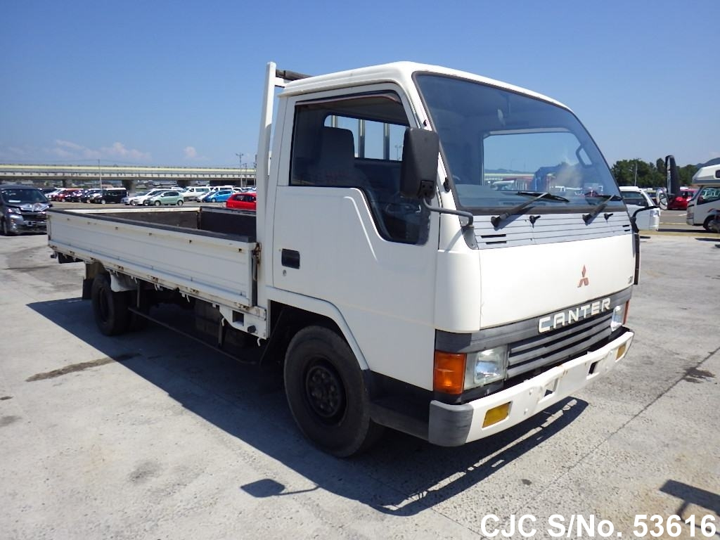 1989 mitsubishi canter truck for sale stock no 53616 japanese used cars exporter. Black Bedroom Furniture Sets. Home Design Ideas