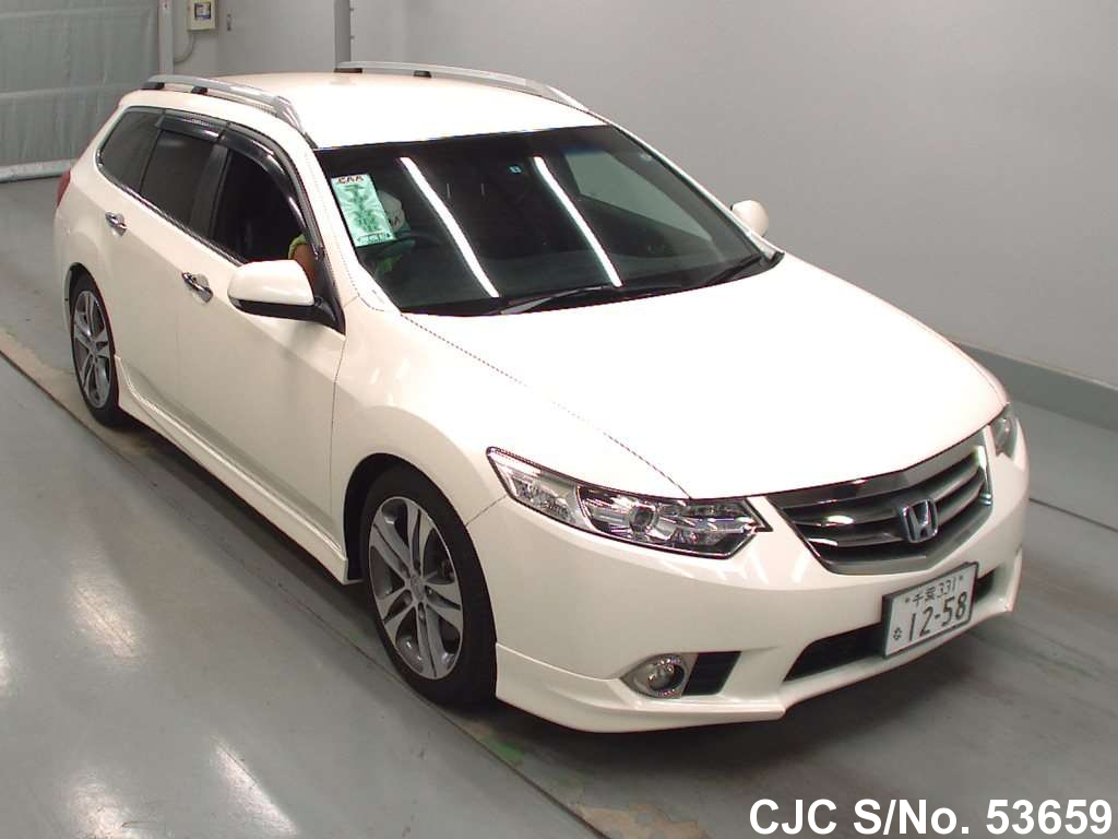 2011 Honda Accord White For Sale Stock No 53659