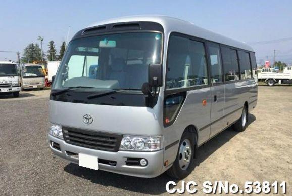 2016 Toyota / Coaster Stock No. 53811