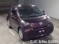2013 Toyota / IQ Stock No. 53869