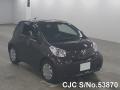 2012 Toyota / IQ Stock No. 53870