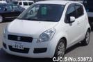 2012 Suzuki / Splash Stock No. 53873