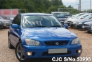 2004 Lexus / IS 200 Stock No. 53998