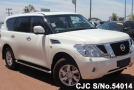 2016 Nissan / Patrol Stock No. 54014