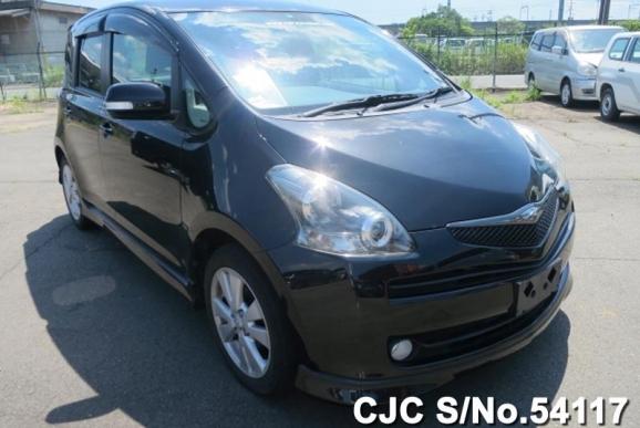 2010 Toyota / Ractis Stock No. 54117