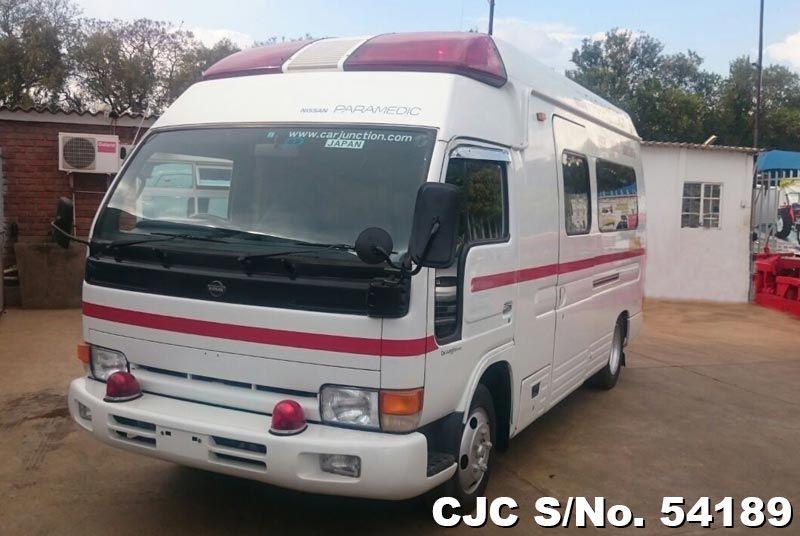 1993 Nissan / Atlas Stock No. 54189