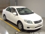 2009 Toyota / Corolla Axio NZE141