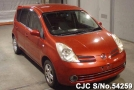 2007 Nissan / Note Stock No. 54259