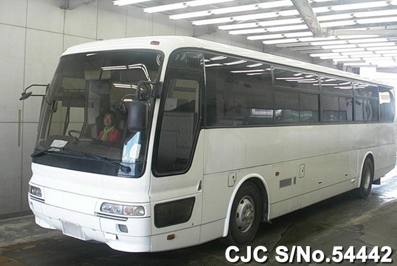 1999 mitsubishi fuso bus bus for sale stock no 54442 japanese rh carjunction com mitsubishi fuso bus owners manual mitsubishi fuso rosa bus manual