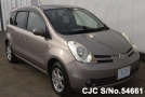 2007 Nissan / Note Stock No. 54661