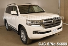 2016 Toyota / Land Cruiser Stock No. 54689