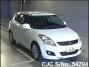 2012 Suzuki / Swift ZC72S