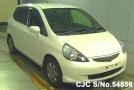 2005 Honda / Fit/ Jazz Stock No. 54859