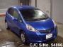 2013 Honda / Fit/ Jazz GE6