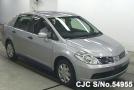 2007 Nissan / Tiida Latio Stock No. 54955