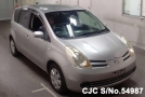 2006 Nissan / Note Stock No. 54987