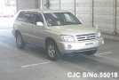 2005 Toyota / Kluger Stock No. 55018