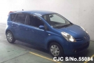 2007 Nissan / Note Stock No. 55084