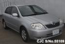 2001 Toyota / Corolla Runx Stock No. 55109