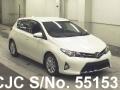 2013 Toyota / Auris Stock No. 55153
