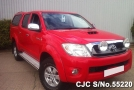2009 Toyota / Hilux Stock No. 55220