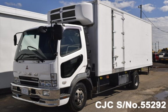 Mitsubishi Fuso Fighter Freezer