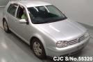 2001 Volkswagen / Golf Stock No. 55320
