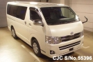 2011 Toyota / Hiace Stock No. 55396