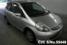 2007 Honda / Fit/ Jazz Stock No. 55449