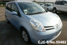 2007 Nissan / Note Stock No. 55462