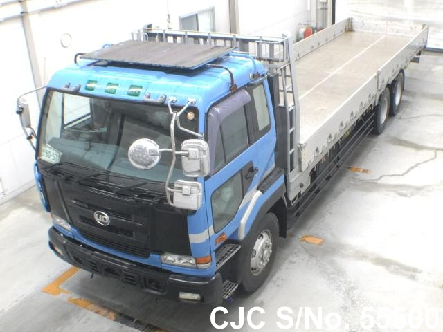 2002 Nissan / UD Stock No. 55500