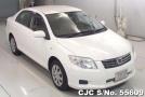 2011 Toyota / Corolla Axio Stock No. 55609