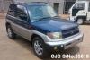 2004 Mitsubishi / Pajero io H66W