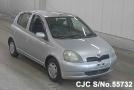 2001 Toyota / Vitz - Yaris Stock No. 55732
