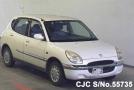 2000 Toyota / Duet Stock No. 55735