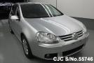 2005 Volkswagen / Golf Stock No. 55746